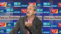 Bennahmias est Face aux Chrétiens, KTO TV - La Croix - RCF