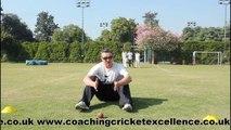 Cricket Coaching Drills - Fielding Technique Video