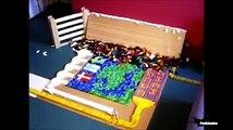 100.000 Domino taşı ile muhteşem bir gösteri