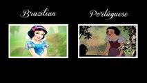 Which dubbing do I prefer? Brazilian Portuguese or Portuguese