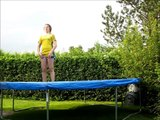 How to get over the fear of doing a Back Handspring and Backflip