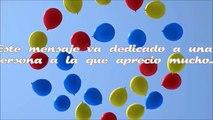 ¡ FELIZ CUMPLEAÑOS ! - Felicitación de Cumpleaños Original para dedicar - Canción Cumpleaños Feliz