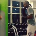 Fernandes boks yaparsa