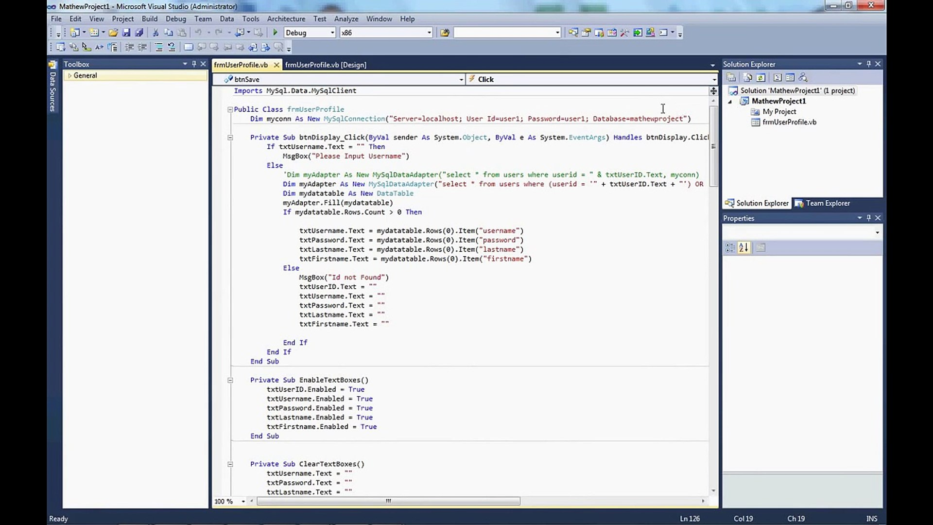 Crystal Reports Visual Studio 2010 Tutorial for Beginners | VB Net Crystal  Report Tutorial