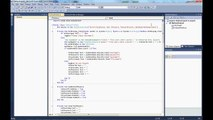 Crystal Reports Visual Studio 2010 Tutorial for Beginners | VB.Net Crystal Report Tutorial