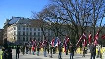 March 16 2013 Latvian Legion Veterans