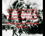 Warsaw, war world II:Fall and Rebirth - Chopin Etudes op.10 no.12,op.25 no.1 - M.POLLINI,piano