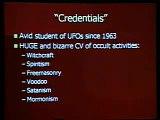 Bill Schnoebelen - UFO's Masonry and the Occult Social Order - pt 1