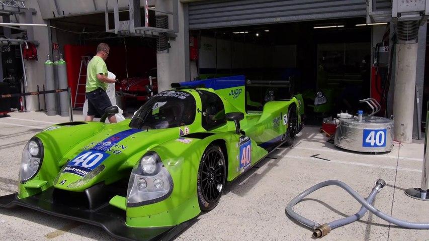 Journée Test 24 Heures du Mans - La température monte dans les stands