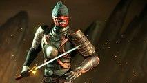Mortal Kombat X   Kenshi Gameplay Combos Tutorial (Xbox One)