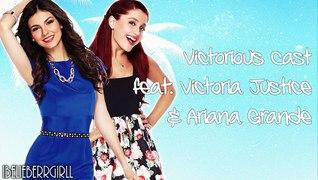 Victorious Cast feat Victoria Justice Ariana Grande L A Boyz