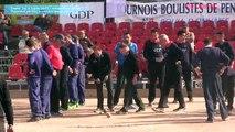 Première partie, première phase du Super 16, Sport Boules, Lyon 2015
