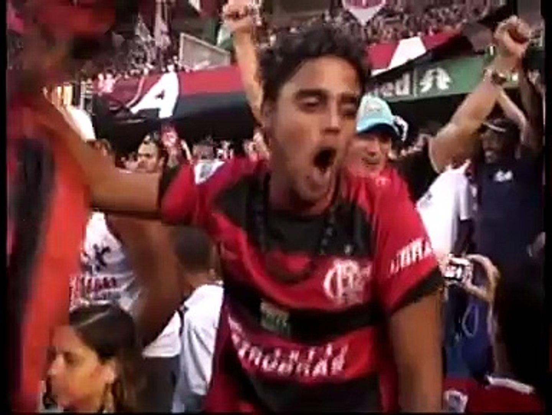 Flamengo Bi Campeão Carioca 2008 - Documentário