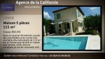 A vendre - Maison/villa - Grasse (06130) - 5 pièces - 115m²