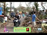 Richard appeals for help for Ormoc residents