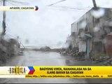 Typhoon Vinta slams into northern Luzon