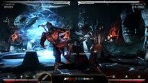 Mortal Kombat X - Kombat Class su Kenshi