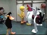 Looney Tunes Six Flags AstroWorld Whats up Rock
