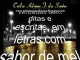 Um jeito diferente de ser_ Poema de Carlos Adriano Santos - Adriano Gaúcho Poa