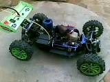 kyosho inferno MP 7.5 sports with OS engine( .21 VZB(P))