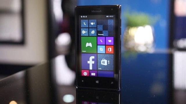 Microsoft Lumia 532 [Análise] - TecMundo