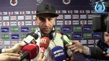 SPORT (FOOT) Interviews d'après-match SM Caen - AS Monaco - A2TURF.COM