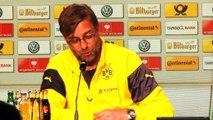 """Coupe d'Allemagne - Klopp : """"Finir sur une bonne note"""""""