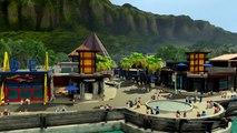LEGO Jurassic World Game - Welcome to LEGO Jurassic World Trailer