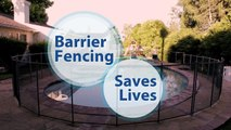 Pool Safely Step 2: Fencing
