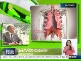 """""""Fumar es un hábito que predispone a las exacerbaciones del asma"""""""