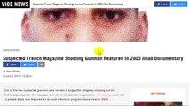 WTF? CHARLIE HEBDO 'TERRORIST' MET W/ FRENCH PRESIDENT NICOLAS SARKOZY BACK IN 2009!