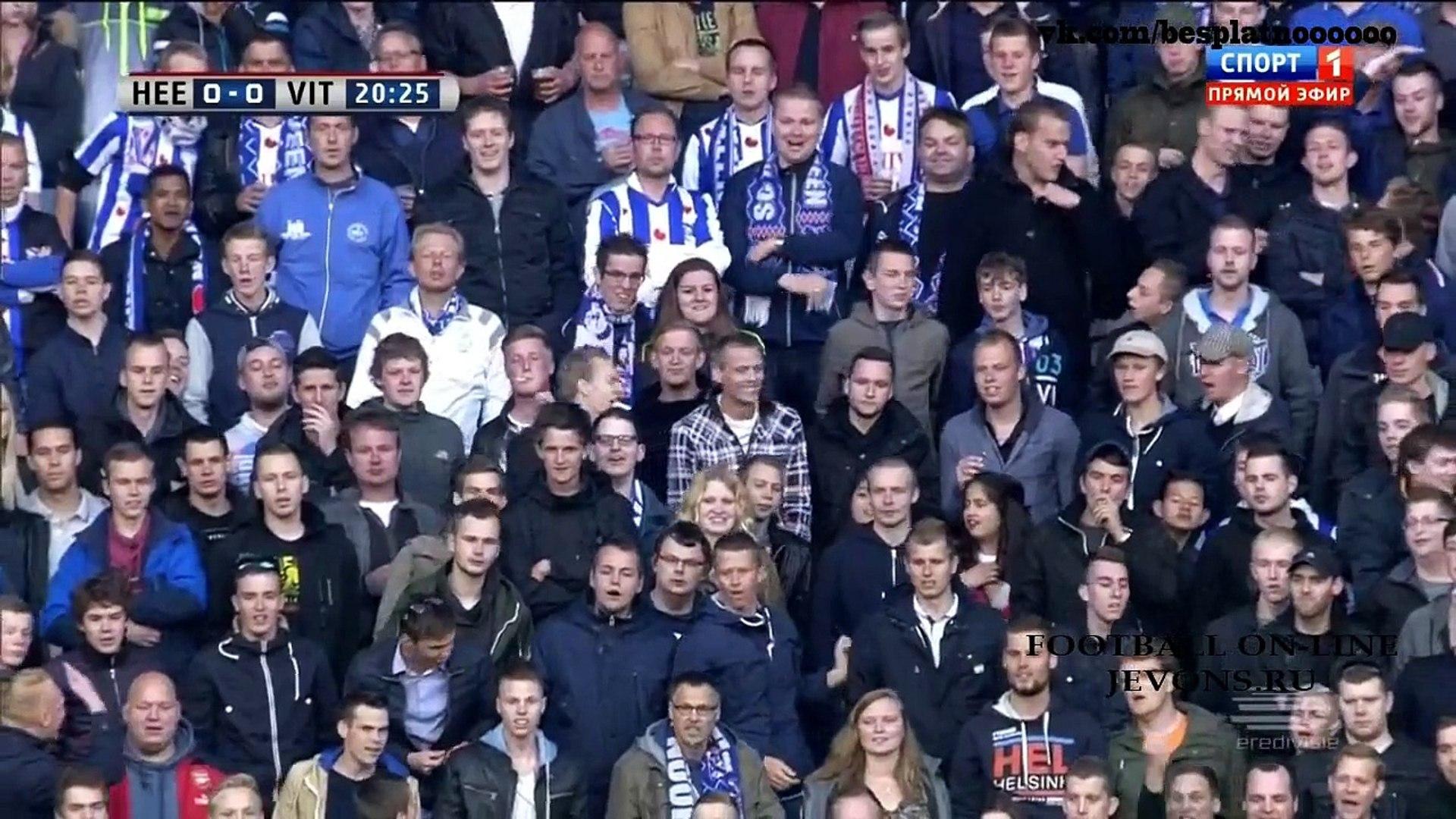 Heerenveen vs Vitesse 2-2 All Goals & Highlights Eredivisie. 28/05/2015