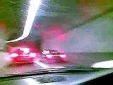 street racing london blackwall tunnel