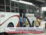 Newsbytes - TV Patrol - Fixed pay for bus drivers in NCR takes effect