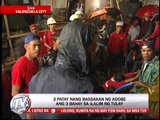 Newsbytes - TV Patrol - Aid workers dig for man buried under piles of rubble