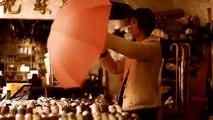 Leung Man Shing -- Owner of Hong Kong heritage business, Leung So Kee umbrella factory