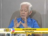 Gordon refuses to hand over relief goods to NDRRMC