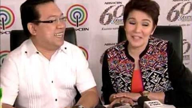 Amy, Roderick thrilled over 'Singing Bee'