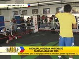 Pacquiao engages in tougher training in GenSan