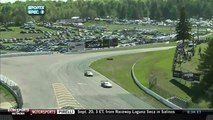 Mosport2015 GT Race 2 Urry Crashes into GT Cup Leader Thompson