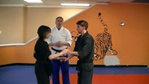 Sticky Hands Drill I Learned From Frank Trejo   Workouts and Drills for Martial Arts