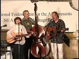 """Hazel Dickens Performs """"West Virginia, My Home"""" at the 2003 Smithsonian Folklife Festival"""