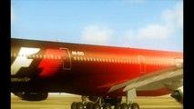 EY450 A346 Etihad Airways Abu Dhabi to Sydney AUH-SYD FS2004 FS9