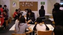 "Moe Moe Kyun ""School Days"" Maid Cafe at Anime Festival Asia 2010"