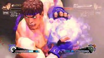 Batalla de Ultra Street Fighter IV: Ryu vs Ryu