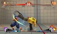 Ultra Street Fighter IV: sergito_DX /Ibuki/ vs wenawum /Dee Jay/