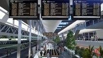 3D CORDOBA ANIMATION  LUMION --Rosario Intermodal Station/Estación intermodal rosario