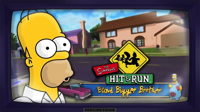 The Simpsons Hit & Run Soundtrack - Blind Bigger Brother
