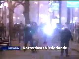 Uefa Cup Final_ Rotterdam Hooligans Riots After The Final Match Of The Uefa Cup