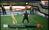 Leandro Chichizola en Futbol Para Todos - Futbol Tenis